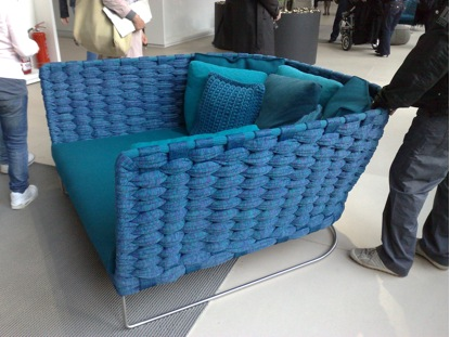Chair by Paola Lenti