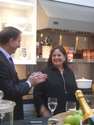 Congrats to the Barefoot Contessa - the space was the perfect example of her signature style