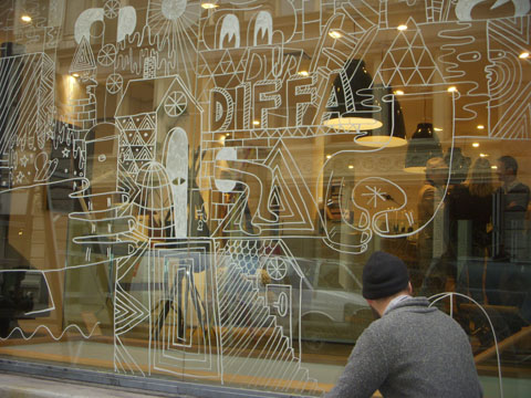 DWR storefront