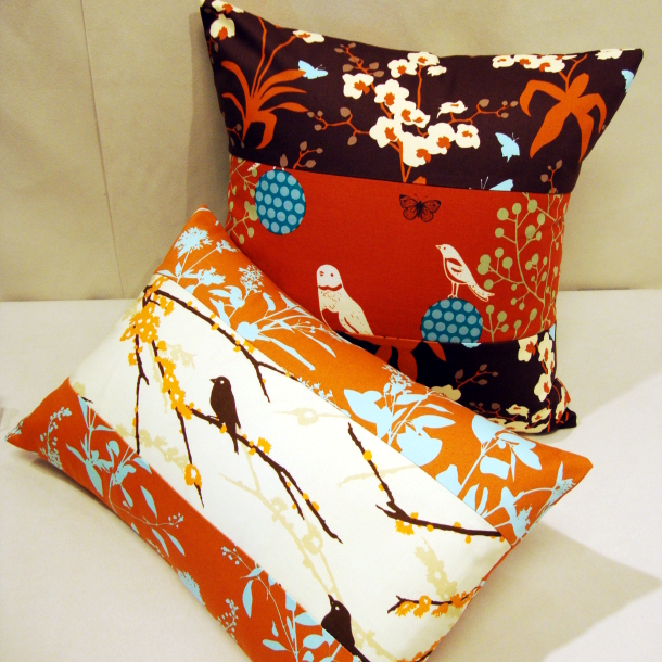 Sylvie Pillows