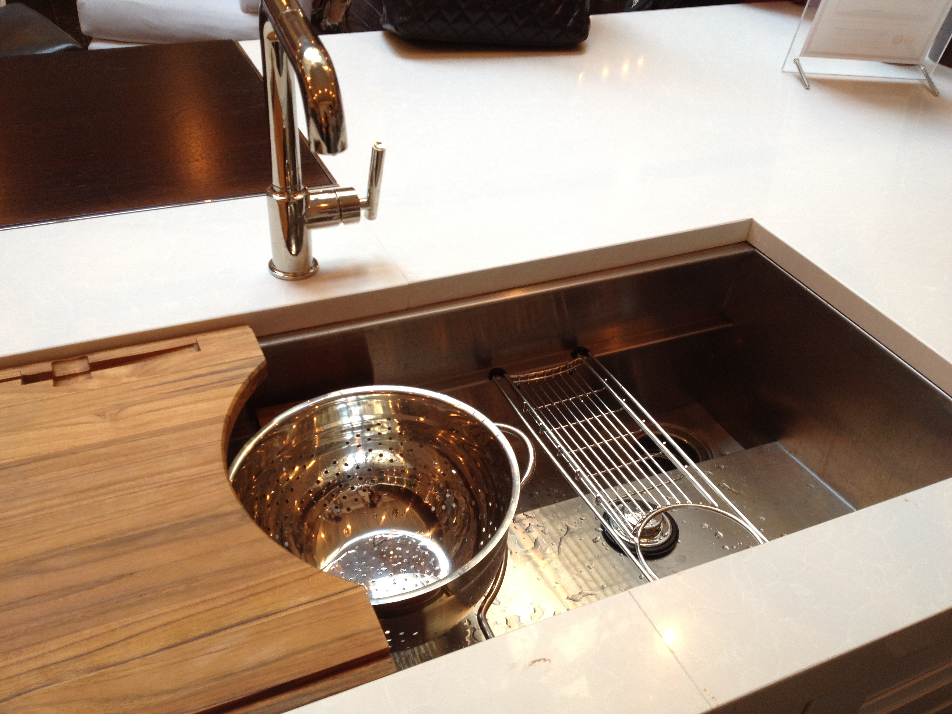 Superb Kitchen Sink Board #6: Elkay Kitchen Sink Stainless Steel Sinks