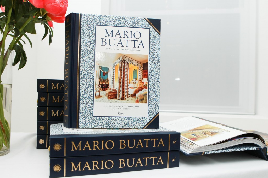 Ellie Cullman and Mario Buatta Book Signing