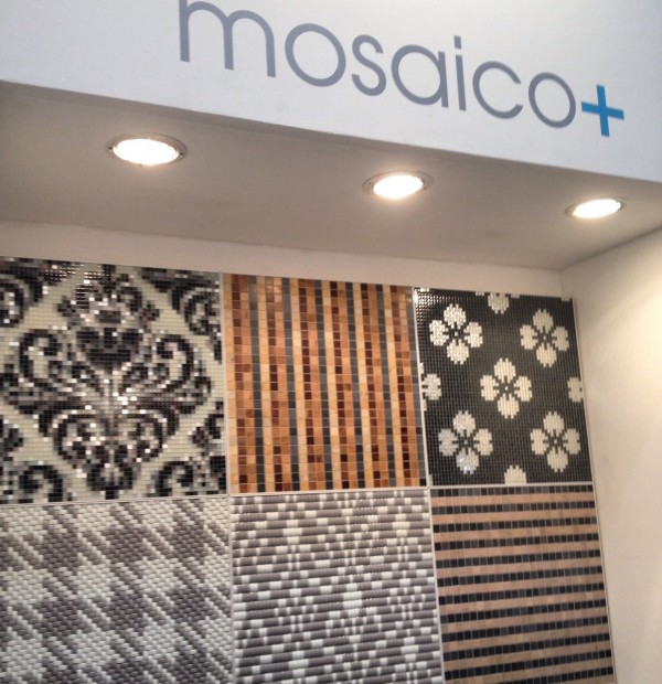 Mosaico+ at Ceramics of Italy booth