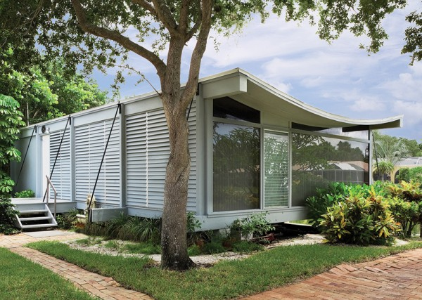 Healy Guest House, Sarasota, FL, 1950.  Ralph Twitchell and Paul Rudolph architects.