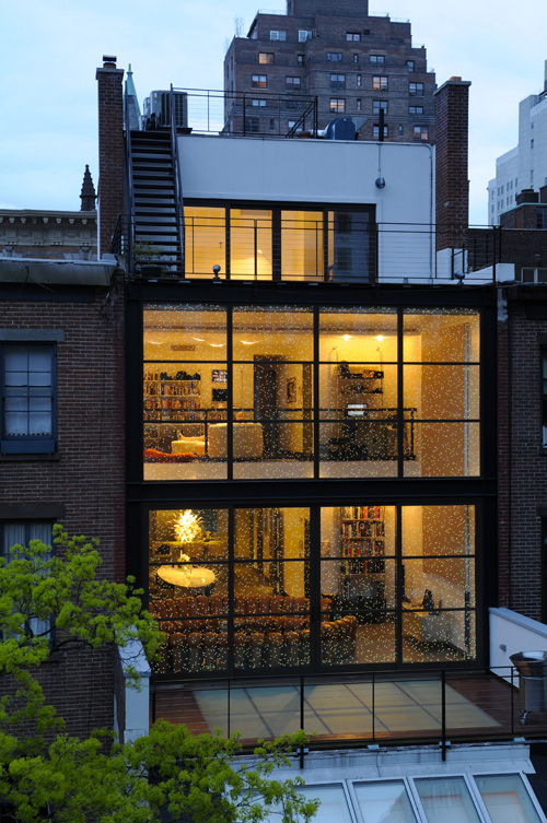 1-Gramercy Townhouse_Back
