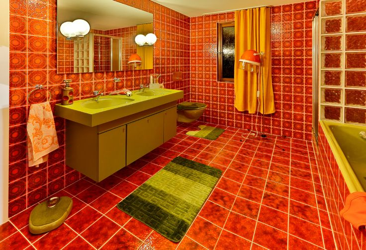 How do you feel about tiled walls in a bathroom for Bathroom decor reddit