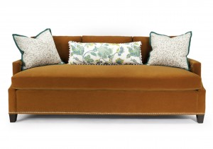 The Clare Sofa. Image courtesy of the Robert Allen Group.