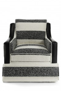 The Karlie Chair. Image Courtesy of the Robert Allen Group.