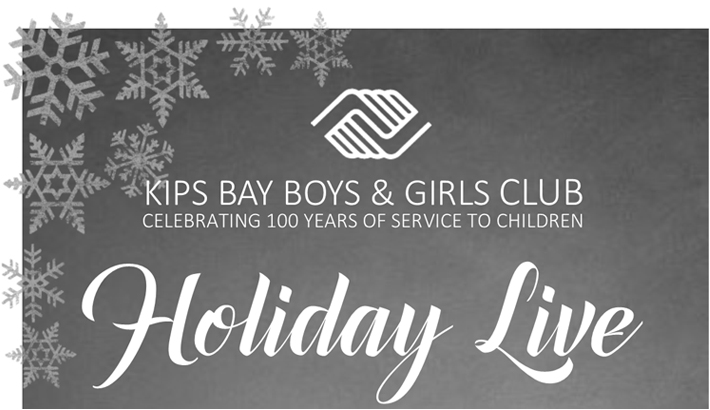 Image courtesy of the Kips Bay Boys and Girls Club.