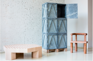 "Introducing Fort Standard's ""Qualities of Material"" Furniture Collection Photography by Brian Ferry"