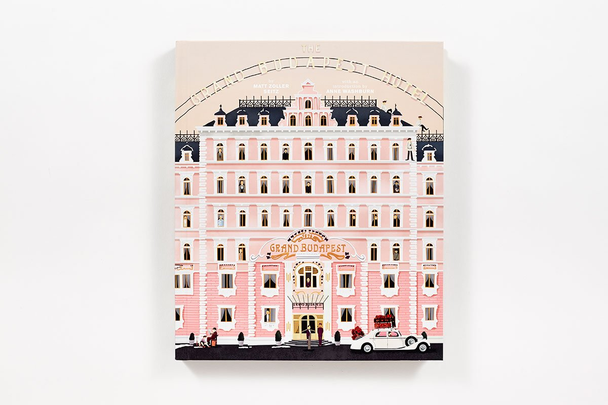 The Wes Anderson Collection: The Grand Budapest Hotel. Courtesy of Amazon.