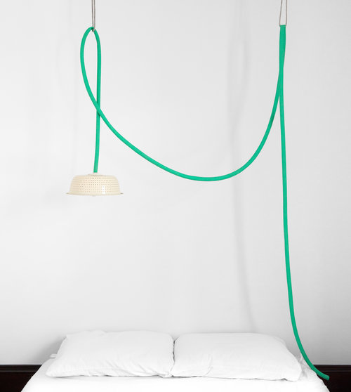 Hose Lamp (@likemindedobjects)