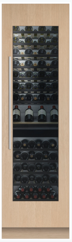 "24"" Integrated Wine Column"