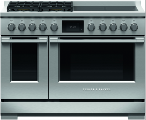 "Fisher & Paykel's 48"" Professional Range"