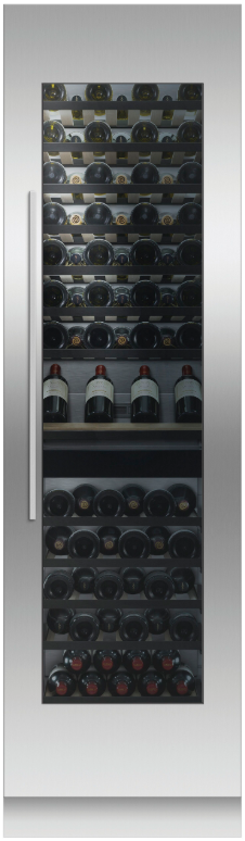 "Fisher & Paykel's 24"" Wine Column"