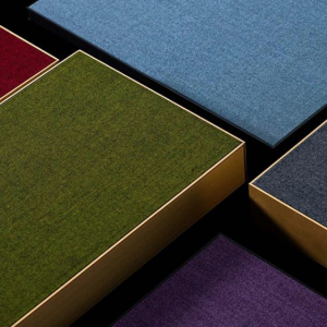 Aalto Active Speakers - fabrics by Gabriel and Kvadrat